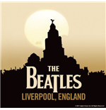 Beatles (The) - Beatles In Liverpool (Sottobicchiere)