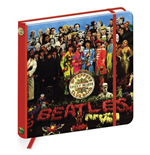 Blocco Appunti The Beatles - Sgt Pepper