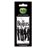 Beatles (The) - White Iconic Image (Segnalibro Magnetico)