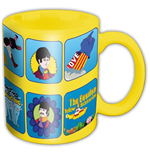 Beatles (The) - Yellow Submarine Characters (Tazza)