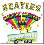 Beatles (The) - Magical Mystery Tour (Magnete)