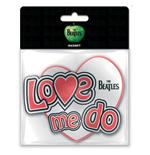 Beatles (The) - Love Me Do (Magnete Gomma)