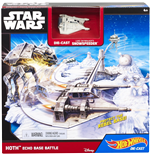 Mattel CGN34 - Hot Wheels - Star Wars - Navicella Spaziale Hoth