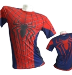 Spiderman Maglia Compressione Alter Ego FULL-PRINT