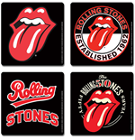 Rolling Stones (The) - Icons (Set 4 Sottobicchieri)