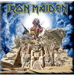 Iron Maiden - Somewhere Back In Time (Magnete)