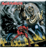 Iron Maiden - Number Of The Beast (Magnete)