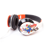 Sega - Folding Headphone White (Cuffie Stereo)