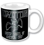 Led Zeppelin - '77 Usa Tour (Tazza)