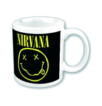 Nirvana - Smiley (Tazza)