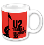 U2 - Under A Blood Red Sky (Tazza)