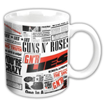 Guns N' Roses - Lies (Tazza)
