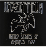 Led Zeppelin - 1977 Usa Tour (Magnete)