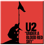 U2 - Under A Blood Red Sky (Magnete)