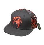 Tupac - Thug Style Legends Wide Bills (Cappellino Tg. M)