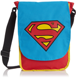 Superman - Messengerbag With Logo (Borsa A Tracolla)