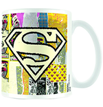 Superman - Logo Distressed (Tazza)