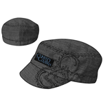 Coheed & Cambria - Grey Fitted Cadet (Cappellino)