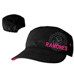 Ramones - Ladies Black Cadet (Cappellino)