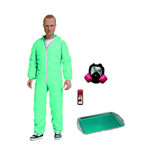 Breaking Bad - Jesse Pinkman Blue Hazmat Figure