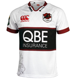 Maglia North Harbour Rugby Union 2015-2016 Home