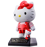 Hello Kitty - Red Stripe Version Chogokin Figure