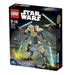Lego 75112 - Star Wars - Action Figure - General Grievous