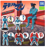 Devilman - Desktop Figure Collection Set Completo (Set 5 Soggetti 6/7 Cm)