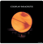 Coldplay - Parachutes (Sottobicchiere)