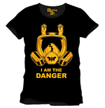 T-shirt e Magliette Breaking Bad I Am The Danger