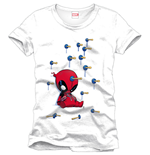 T-shirt Deadpool Plumber