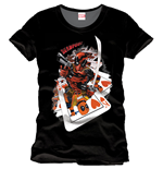 T-shirt Deadpool Card King