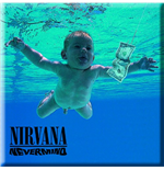 Nirvana - Never Mind (Magnete)