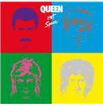 Vinile Queen - Hot Space