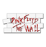 Pink Floyd - The Wall Logo (Spilla Badge)
