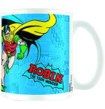 Batman & Robin - Running (Tazza)