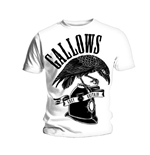 T-shirt Gallows Grey Britain