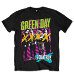 T-shirt Green Day Hypno 4