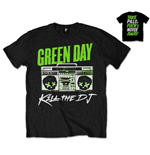 T-shirt Green Day Kill the DJ