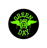 Toppa Green Day Neon Wings
