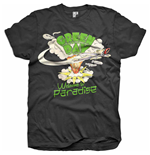 T-shirt Green Day da bambino Welcome to Paradise