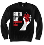 Felpa Green Day American Idiot