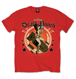 T-shirt Five Finger Death Punch Bomber Girl