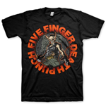 T-shirt Five Finger Death Punch Seal of Ameth