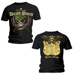 T-shirt Five Finger Death Punch Warhead