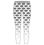 Leggings Five Finger Death Punch 185779