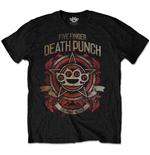 T-shirt Five Finger Death Punch Badge of honour