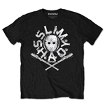 T-shirt Eminem Shady Mask