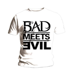 T-shirt Eminem Bad Meets Evil