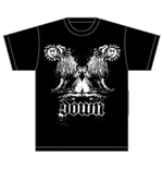 T-shirt Down Double Lion